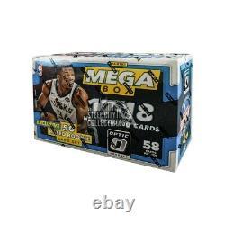 2017-18 Panini Donruss Optic Basketball Mega Box Exclusive Rookie Set