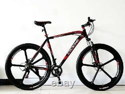 29 Mountainbike Fahrrad Gt Mtb 3d Alu Blast Modell, 21 Shimano, Zoom, Prowheel