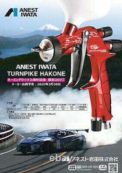 ANEST IWATA WS-400-S28-ATH2 TURNPIKE HAKONE 1.4mm Special Edition Limited model