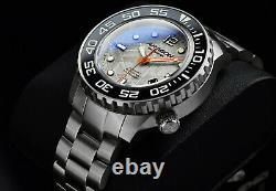 ARAGON DiveMaster Meteorite Dial Sapphire Crystal Automatic 45mm Watch A396GRY