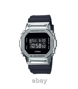 Authentic G-Shock Casio Men's Stainless Steel Case Digital Watch GM5600-1