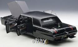 Autoart 71546 118 Black Beauty Green Hornet Tv Show Diecast Car