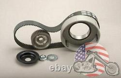 BDL Belt Drive Drives Ltd 8MM 1.5 Drive 1965-1978 Kick Start Harley Shovelhead