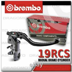 BREMBO 19 RCS Forged Brake Master CYLINDER 110. A263.10 110A26310 18-20