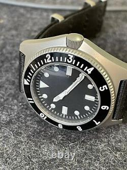 Benrus Type 1 Limited Edition 1000 Pieces 42.5MM