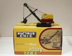 Bucyrus Erie 22B Cable Shovel 1/50 EMD #T001 Metal Tracks