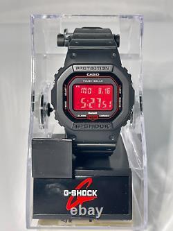 Casio G-SHOCK Watch GW-B5600AR-1 Red Tough Solar Limited Edition Located in USA