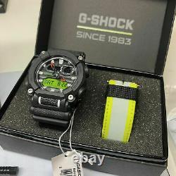 Casio G-Shock GA900E-1A3 Yellow Mens Watch GA-900 Limited Edition Box Set