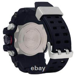 Casio GWG1000-1A1 Men's G-Shock Mudmaster Black Strap Alarm Watch