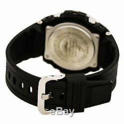 Casio Men's Watch G-Shock Analog-Digital Dial Dive Black Strap GSTS110-1A