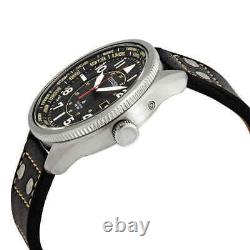 Citizen Promaster Nighthawk Perpetual World Time Men's Watch BX1010-02E NEW