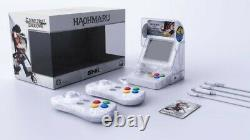 Console NeoGeo mini Samurai Shodown Limited Edition Haohmaru (blanc)