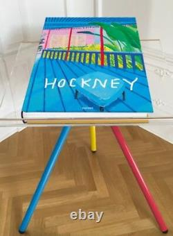 David Hockney. A Bigger Book by Taschen Brand New Boxed