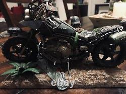 Days Gone PS4 Collector's Limited Edition STATUE ONLY (NO GAME) Sony Bend Figure