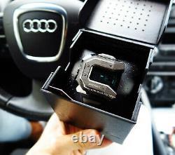 Diesel DZ7385 Men's Watch Carver Gunmetal Wristwatch Limited Edition