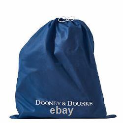 Dooney & Bourke Pebble Grain Domed Crossbody Shoulder Bag
