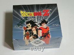 Dragon Ball Z Saiyan Saga Booster Box 1st Ed Limited Edition Sealed Score DBZ