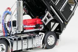 Drake Collectables Z01374 AUSTRALIAN KENWORTH K200 PRIME MOVER TRUCK BLACK 150