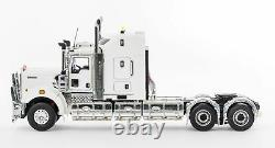 Drake Collectibles Z01523 Kenworth C509 Prime Mover White and Black 150