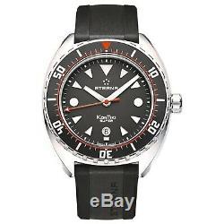 ETERNA 1273.41.46.1382 Men's Super KonTiki Black Automatic Watch