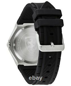 Ferrari Men's Special Edition Scuderia Aspire 42mm Watch with Scale Model FXX K