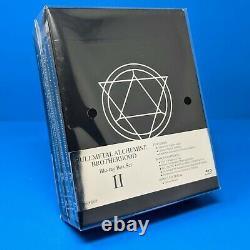 Fullmetal Alchemist Brotherhood Limited Edition Blu-ray Box Sets 1 & 2 Anime