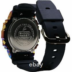 G-Shock By Casio Men's GM5600SN-1 Digital Watch Multi-Color Timepiece Active