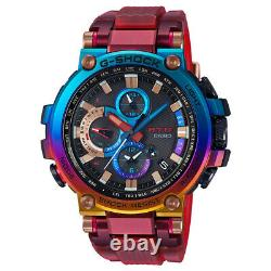 G-Shock MT-G Volcanic Lightning Rainbow IP Limited Edition Watch MTG-B1000VL-4A