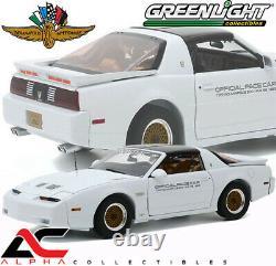 Greenlight 13576 118 1989 Pontiac Turbo Trans Am Tta Indy 500 Pace Car T-tops