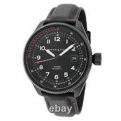Hamilton Khaki Aviation Takeoff Air Zermatt Men's Automatic Watch H76695733