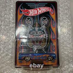 Hotwheels 2021 Japan Convention 1969 Chevy C-10 MAKOTO M&K CUSTOM SIGNS New