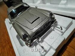 ##########Hotwheels elite 118 Aston Martin DB5 007 JAMES BOND##########