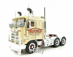 Iconic Replicas Australian Kenworth K100G 6x4 Prime Mover Telfords Scale 150