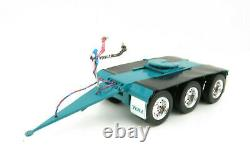 Iconic Replicas CTE 45' Extendable Drop Deck Trailer with 3axle Dolly Toll 150