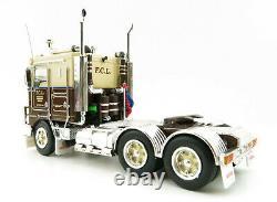 Iconic Replicas Kenworth K100G 6x4 Truck FCL Interstate Transport Spider 150