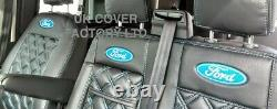In Stock! Ford Transit Custom 2013-2020 Van Seat Cover Waterproof A4