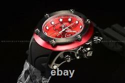 Invicta 52mm Subaqua Jason Taylor JT Limited Ed Swiss Ferrari Red Black Watch