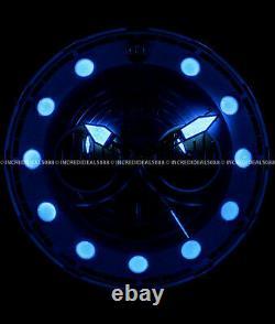 Invicta Men STAR WARS Ltd Ed C-3PO Chronograph 18K Gold Plated Dial Reloj Watch