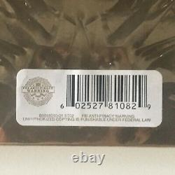 Jay-Z & Kanye West Watch The Throne ltd vinyl 2 LP PICTURE DISC set GOLD sleeve