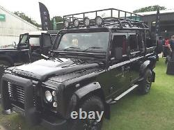 LAND ROVER Defender 110 Double Cab ROLL CAGE Protection & Performance Ltd