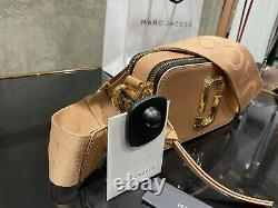 MARC JACOBS Snapshot DTM SUNKISSED Small Camera Bag 100% AUTHENTIC & NEW