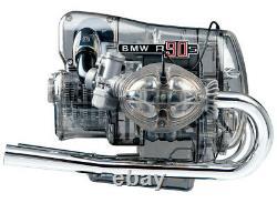 MODELL-BAUSATZ BMW R90S Boxer-Motor im Maßstab 12