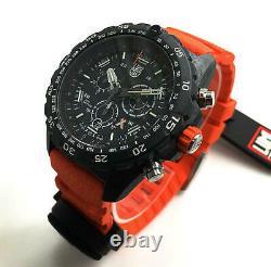 Men's Luminox Bear Grylls Survival Master Series Chronograph Watch 3749