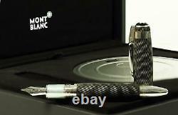 Montblanc GREAT CHARACTERS Limited Edition Sammlung Gandhi 2009 bis Presley 2020