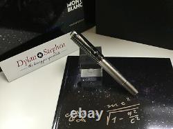 Montblanc patron Albert Einstein limited edition fountain pen NEW