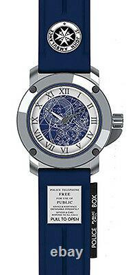NEW IN BOX Dr Doctor Who Official BBC Limited Edition TARDIS Collector's Watch