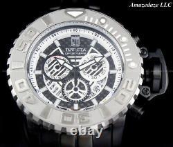NEW Invicta Men JT Gen III Sea Hunter Swiss Z60 Chrono BLACK DIAL SS LE Watch