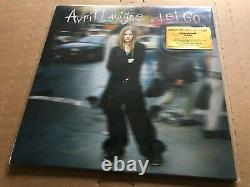NEW SUPER RARE Avril Lavigne Let Go WHITE Vinyl LP x/3,000