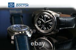 NEWEST MODEL 2021! Watch VOSTOK AMPHIBIA 170962 Mechanical-Auto Water Proof 200m
