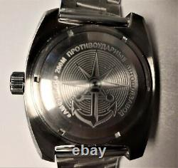 NEWEST MODEL 2021 Watch VOSTOK AMPHIBIA 170963 Mechanical-Auto Water Proof 200m